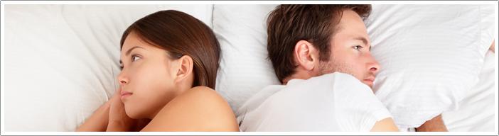 Пара недовольны сексуальной жизни